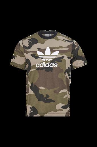 Camouflage Trefoil Tee T paita