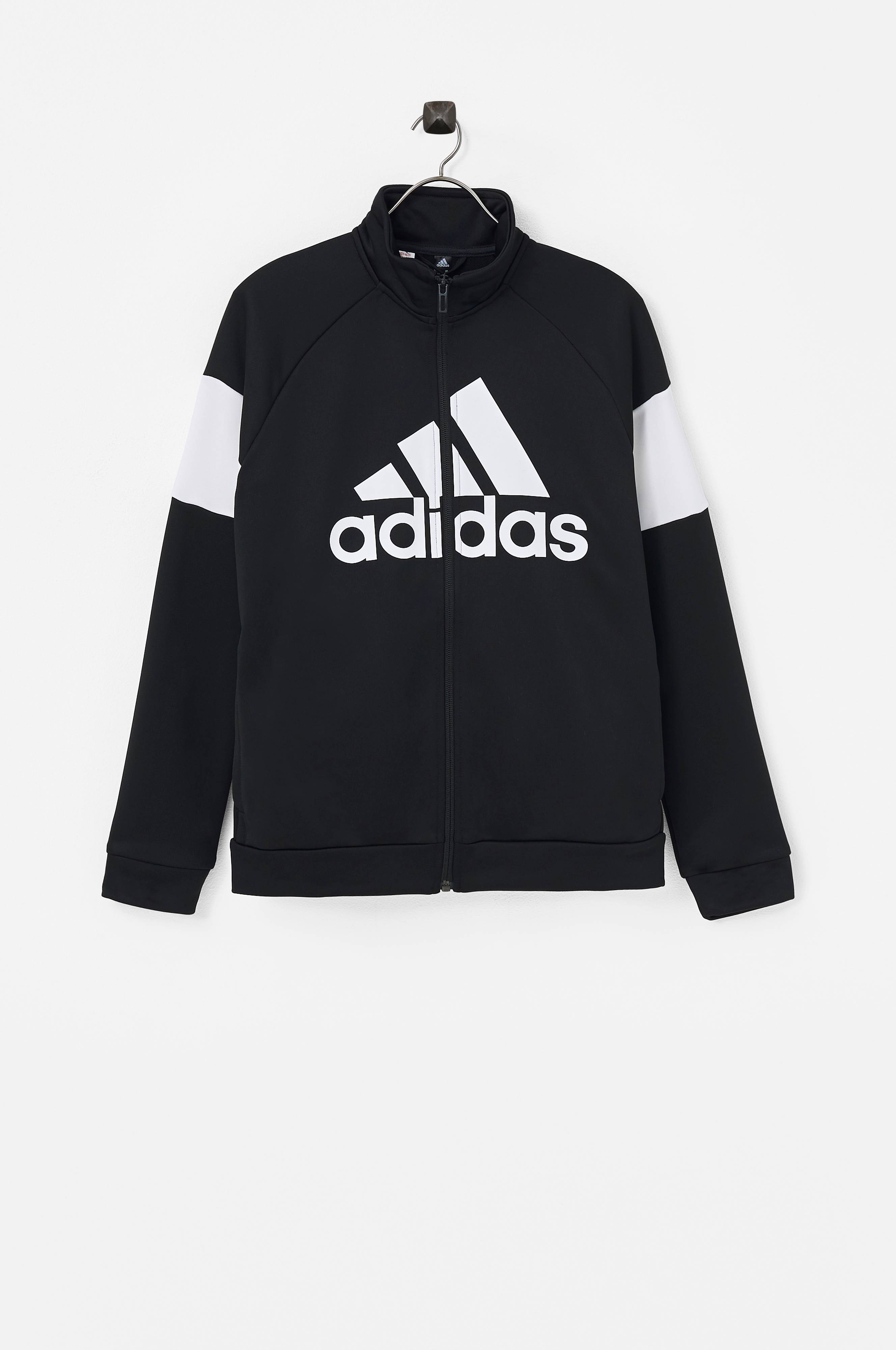 325f0cb0 adidas Sport Performance Treningsdress Badge of Sport Track Suit - Svart -  Barn - Ellos.no