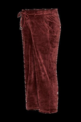 Velvet Cropped Pants äitiyshousut