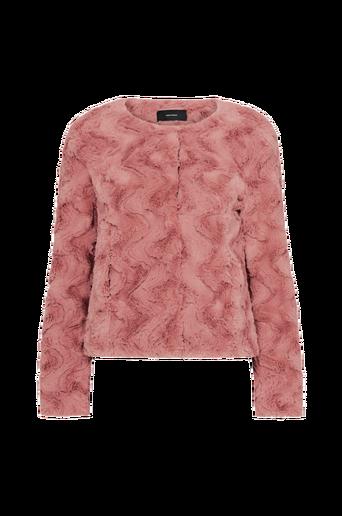 Vero Moda vmCurl short Faux Fur Jacket -tekoturkistakki