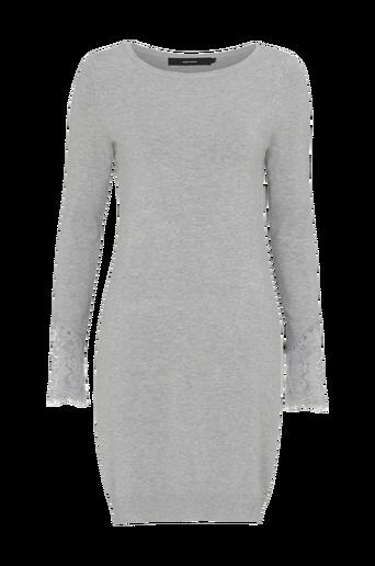 VmAdo Glory LS Boatneck Dress -mekko