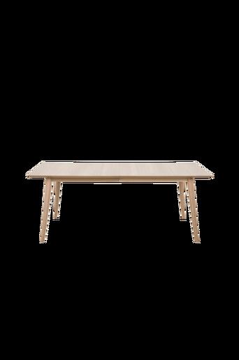Allan ruokapöytä, 200x100 cm