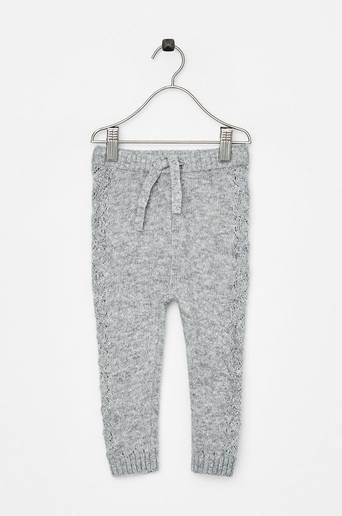 Baby Wool Knit -housut