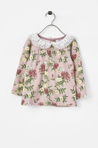 Aime T-shirt L/S -tunika