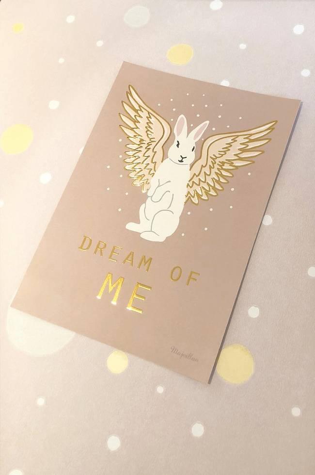 Bilde av Poster Dream of Me A4