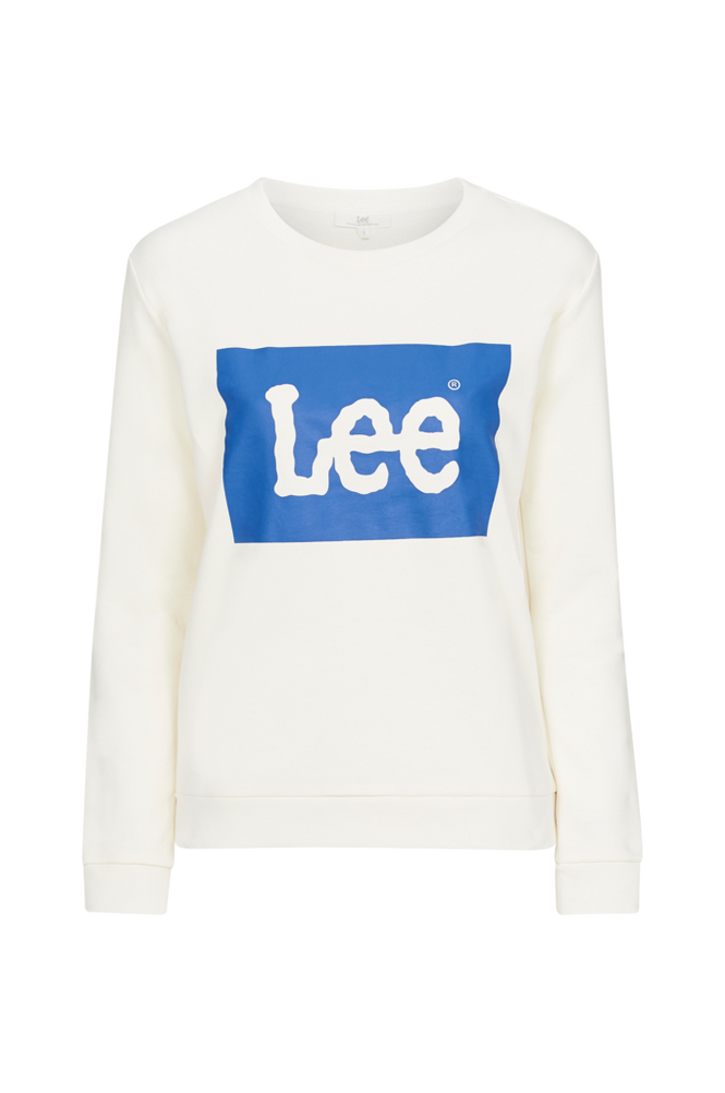 Lee Sweatshirt Logo Sws