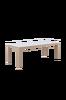 Bilde av Spisebord, Herman 90x215-315 cm