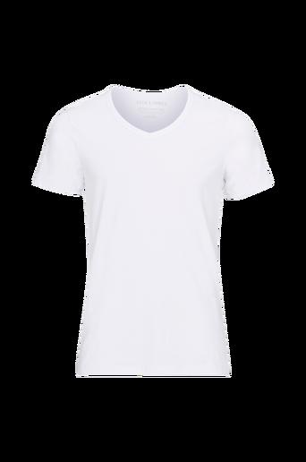 Basic V-neck Tee S/S Noos -T-paita