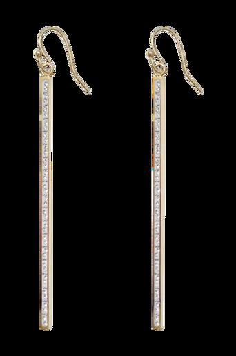 Pipol´s Bazaar Earring Piana Ear Long Gold -korvakorut