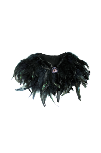 Majestic Feather Collar -höyhenkaulus