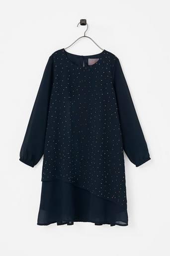 Layer Chiffon Dress -mekko