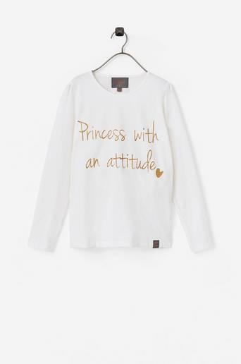 Text LS T-shirt -pusero