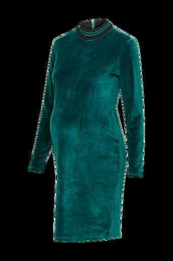 Is Velvet Dress -äitiysmekko