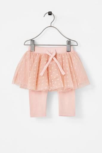 NbfNala Skirt Legging -hame/leggingsit