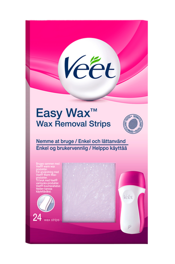 Easy Wax Peplacement Strips