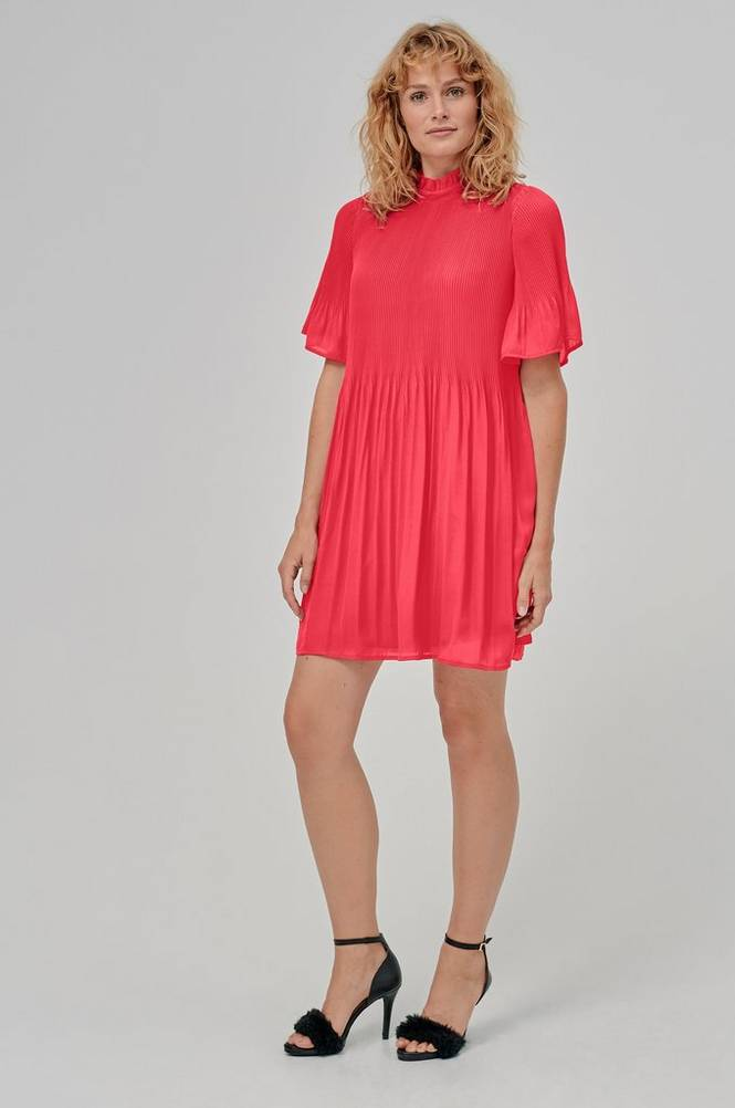 Vero Moda Kjole vmGudrun 2/4 Short Dress