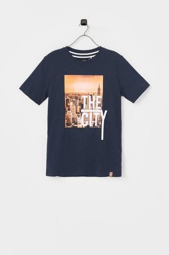 NlmNilassen SS Reg Top -t-paita