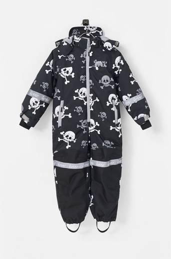 Skulls Snowsuit -talvihaalari