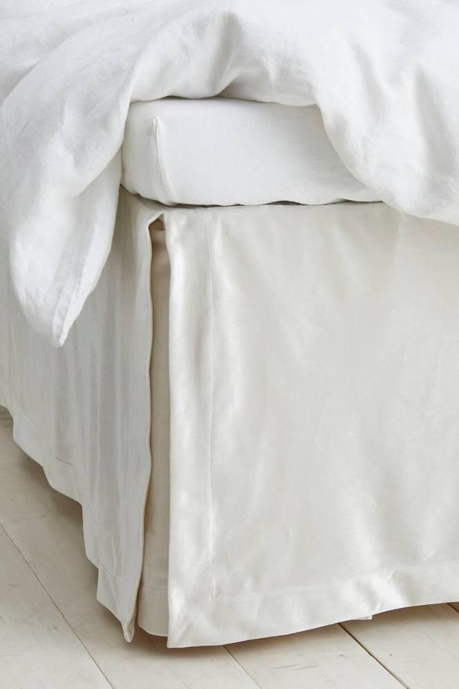 Sängkappa Sanora i sammet höjd 45 cm