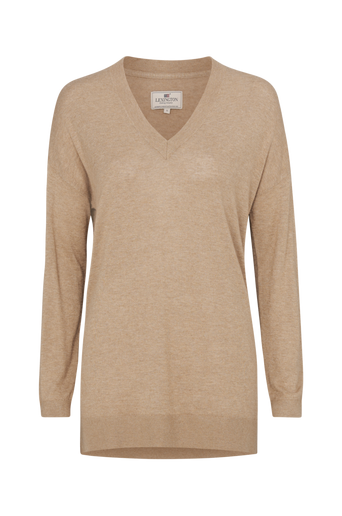 Ana Cotton Bamboo Sweater neulepusero