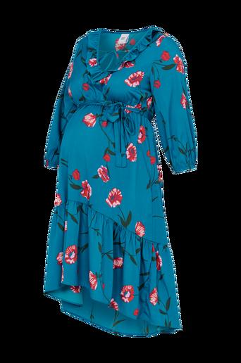 MlAstor L/S Woven UKL Dress -äitiysmekko