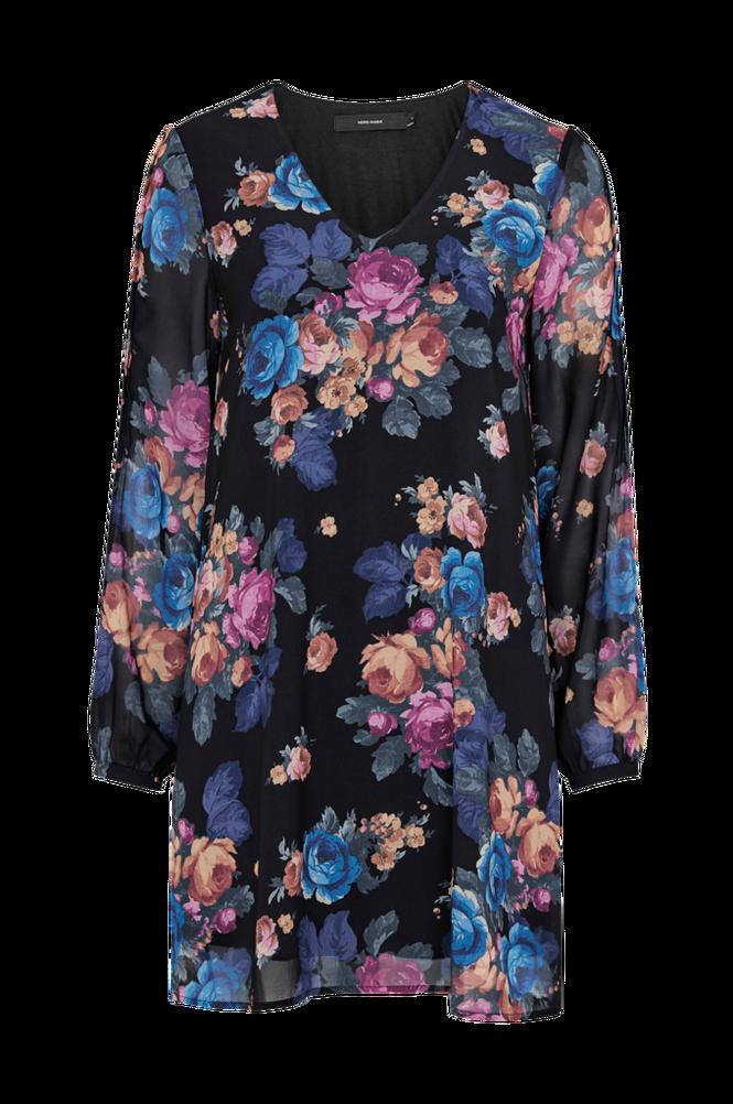 Vero Moda Kjole vmGina LS V-neck Short Dress