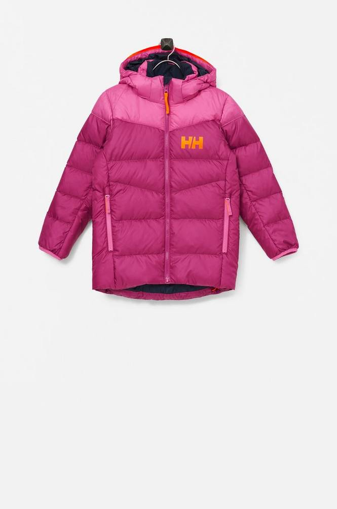 Helly Hansen Dunjakke JR Isfjord Down Mix Jacket