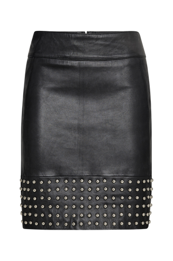 Aya Leather Skirt -nahkahame