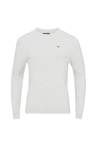 Bradley Cotton Crewneck Sweater -neulepusero