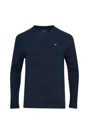 Bradley Cotton Crewneck Sweater neulepusero