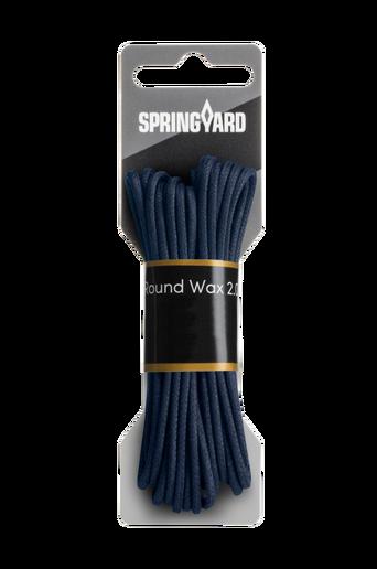 Brunngård Round Wax 2.0 kengännauhat