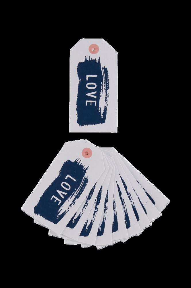 Presentetiketter 10-pack