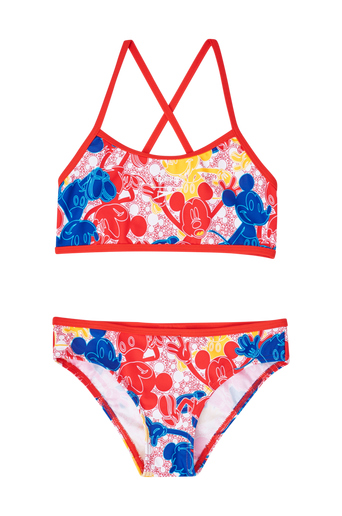 Bikinit Disney Mickey Mouse Allover 2 Piece