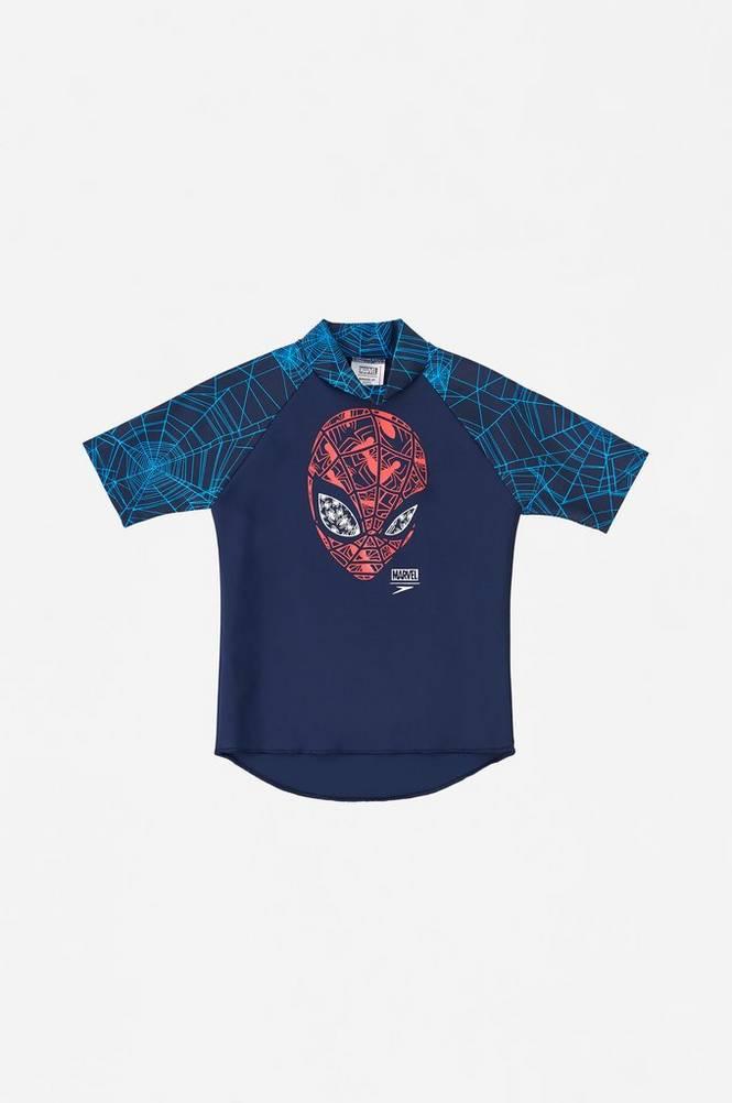 Speedo UV-trøje Marvel Spiderman Sun Top