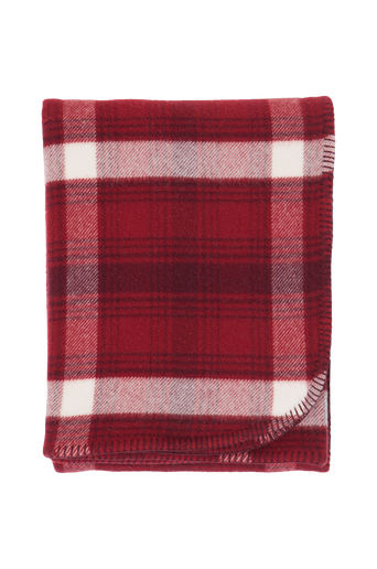Checked Blanket  torkkupeitto