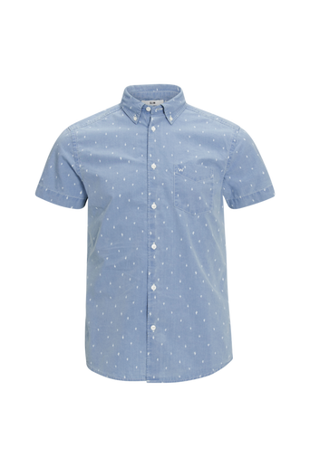 Kauluspaita SS 1pkt Button Down