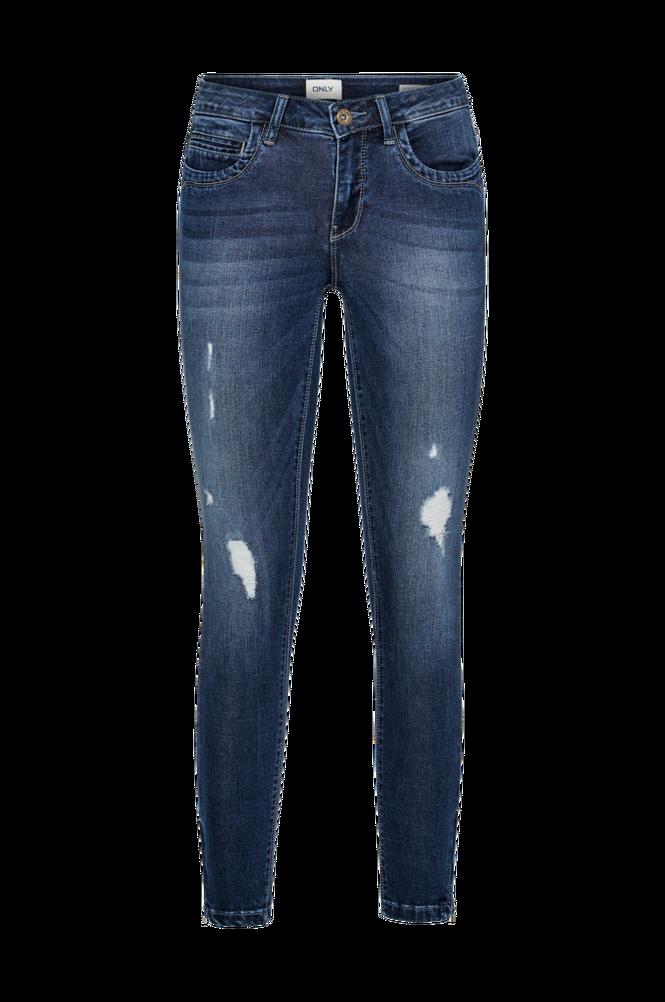 Se Only Jeans onlKendell Reg AN SK Dnm, skinny fit ved Ellos