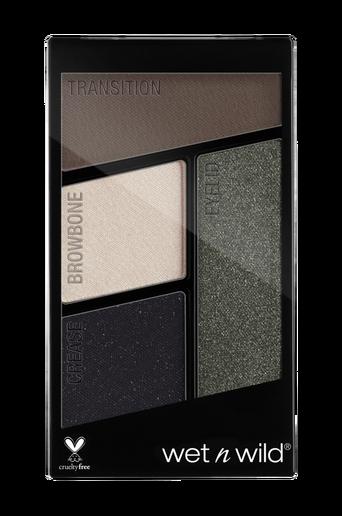 Color Icon Eyeshadow Quads 4 Pan Palette