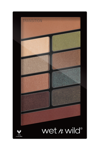 Color Icon 10-Pan Eyeshadow Palette