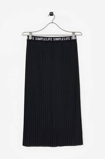 NlfOvilma Pleated Skirt -hame