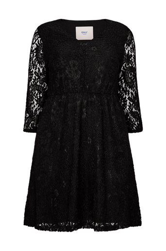 CarAnise Dress LS -pitsimekko