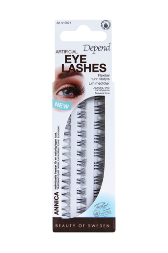 Artificial Eyelashes Annica