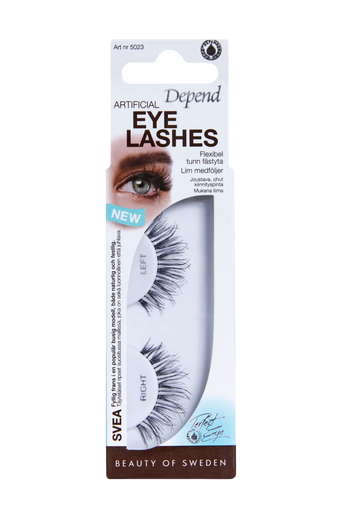 Artificial Eyelashes Svea
