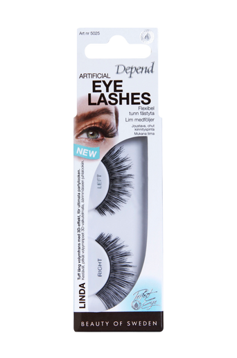 Artificial Eyelashes Linda