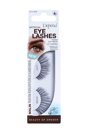 Artificial Eyelashes Malin