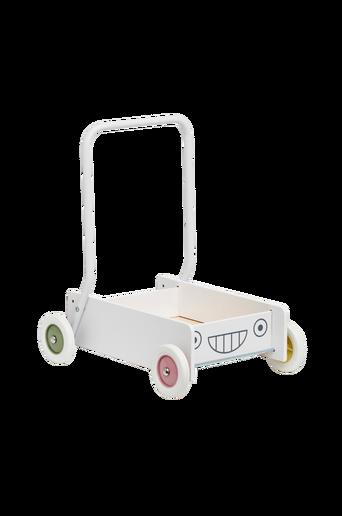 Pastell-kävelyvaunut