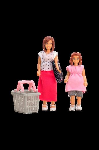 Lundby-nukkesetti, shopping