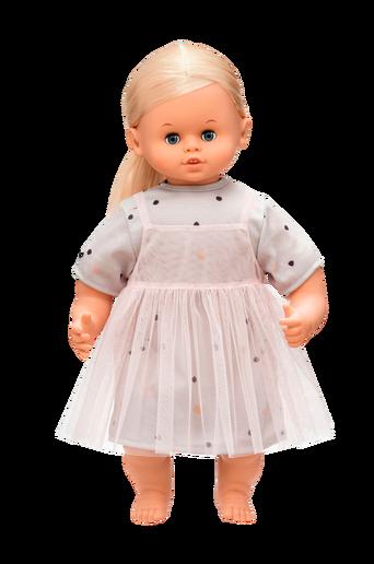 Puhuva nukke, vaalea 45 cm