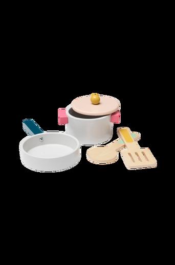 Keittiövälineet, puunvärinen