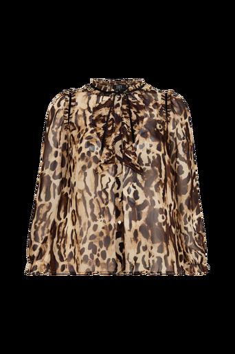 Leonoa paita, leopardikuvio